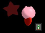 Pose de victoria Kirby X (2) SSBM.png