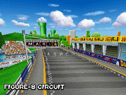 Circuito en 8 Mario Kart DS.png