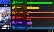 Pantalla donde se muestran los potenciadores obtenidos SSB4 (3DS).jpg