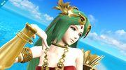 Palutena en Pilotwings SSB4 (Wii U).jpg