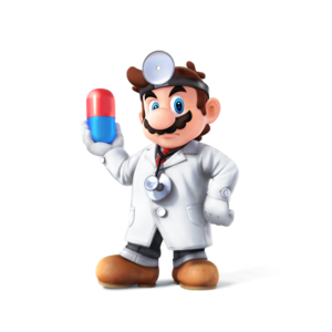 Dr. Mario Artwork en SSB4.png