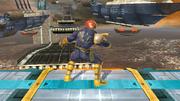 Burla lateral de Captain Falcon (1) SSB4 (Wii U).png