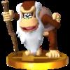 Trofeo de Cranky Kong SSB4 (3DS).png