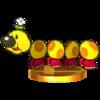 Trofeo de Floruga de papel SSB4 (3DS).png