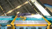 Ataque de recuperación boca abajo de Captain Falcon (1) SSB4 (Wii U).png