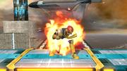 Burla superior de Captain Falcon SSB4 (Wii U).png