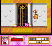 Waddle Dee Sombrilla en Kirby Super Star.png
