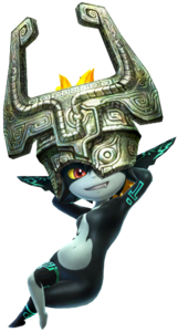 Artwork de Midna en Hyrule Warriors.png