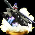 Trofeo de Landmaster (Falco) SSB4 (Wii U).png