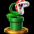 Trofeo de Planta piraña SSB4 (Wii U).png