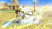 Ataque Smash hacia abajo (1) Pit SSB4 Wii U.jpg