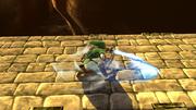 Ataque de recuperación boca arriba de Link (1) SSB4 (Wii U).png