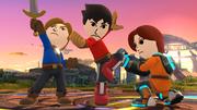 Créditos Modo Senda del guerrero Luchador Mii SSB4 (Wii U).png