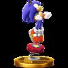 Trofeo de Sonic (alt.) SSB4 (Wii U).png