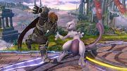 Lanzamiento hacia adelante Mewtwo (1) SSB4 (Wii U).JPG