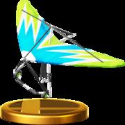 Trofeo de Ala delta SSB4 (Wii U).png