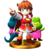 Trofeo de Príncipe de Sablé SSB4 (Wii U).png