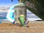 Ataque fuerte superior Toon Link SSBB.jpg