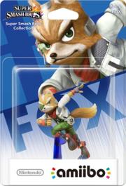 Embalaje del amiibo de Fox.png