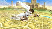 Ataque de recuperación boca abajo (1) Pit SSB4 Wii U.jpg