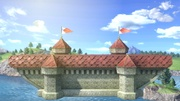 Castillo de Peach (Melee) (Versión Omega) SSBU.jpg