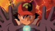 Ash usando su Aura Interior Pokemon Pelicula 08.png