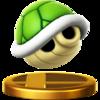 Trofeo Caparazón Verde SSB4 (Wii U).png