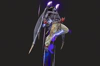 Vista previa de Devil Wings en la sección de Técnicas de Super Smash Bros. Ultimate