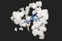Vista previa de Desaparición en la sección de Técnicas de Super Smash Bros. Ultimate