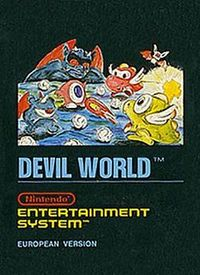 Portada de Devil World.jpg