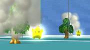 Árbol del Aldeano desvaneciendose SSB4 (Wii U).png