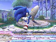 Ataque fuerte superior Sonic SSBB.jpg
