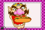 Wario usando dentellada en WarioWare Inc Minigame Mania.jpg