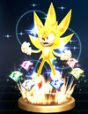 Trofeo de Super Sonic SSBB.png