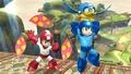 Ataques especiales personalizables de Mega Man SSB4 (Wii U).jpg