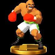 Trofeo de Bald Bull SSB4 (Wii U).png