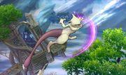 Ataque aéreo hacia adelante Mewtwo SSB4 (3DS).JPG