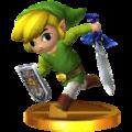 Trofeo de Toon Link SSB4 (3DS).png