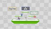 Algunas publicaciones de ánimo en el escenario Miiverse SSB4 (Wii U).png