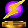 Trofeo de Ataque Espiral SSB4 (Wii U).png