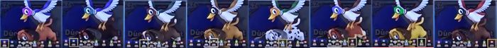 Paleta de colores Dúo Duck Hunt SSBU.jpg