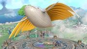 Cetacea sobre Altar de Yggdrasil SSBU.jpg