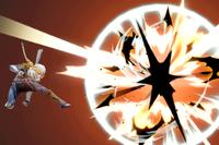 Vista previa de Granada fulminante en la sección de Técnicas de Super Smash Bros. Ultimate