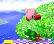 Lanzamiento hacia abajo de Kirby (3) SSBM.png