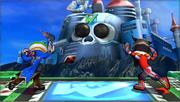 Créditos Modo Leyendas de la lucha Luchador Mii SSB4 (3DS).png
