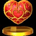 Trofeo de Contenedor de corazón SSB4 (3DS).png