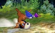 Ataque fuerte lateral de Dúo Duck Hunt SSB4 (3DS).jpg