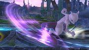 Ataque fuerte lateral Mewtwo (arriba) SSB4 (Wii U).JPG