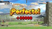 """Bonificación """"¡Perfecto!"""" en Bomba Smash SSB4 (Wii U).jpg"""