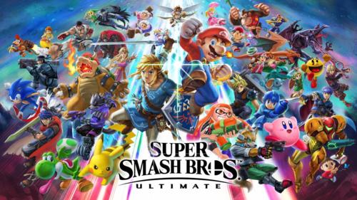 Ilustración Super Smash Bros. Ultimate.png